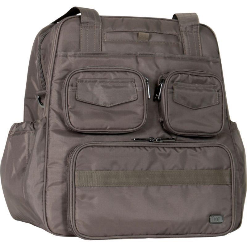 ラグ メンズ スーツケース バッグ Puddle Jumper Infinity Overnight/Gym Bag Walnut Brown