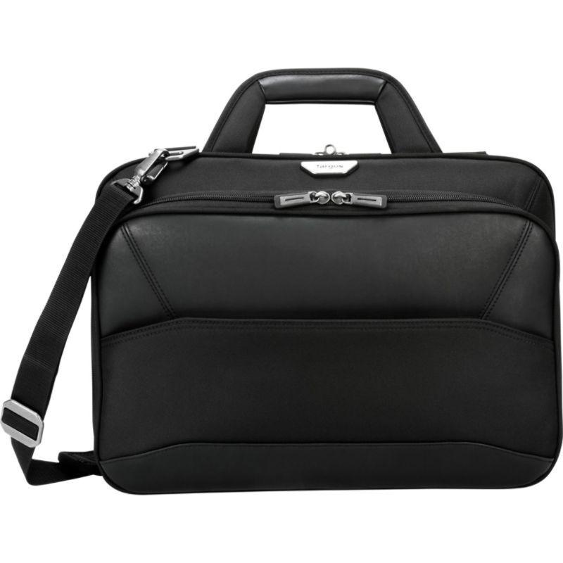 ターグス メンズ スーツケース バッグ Mobile ViP 15.6 Slim Brief with SafePort Sling Drop Protection Black