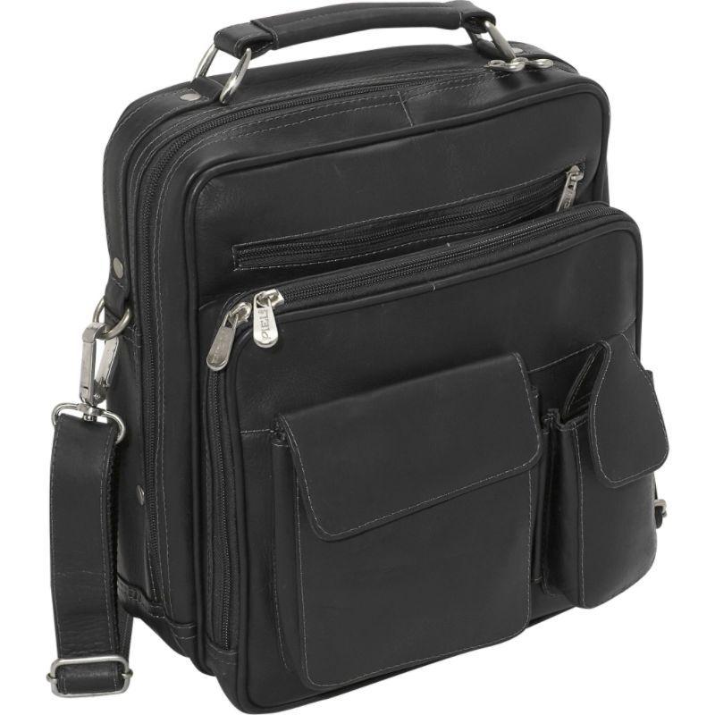 ピエール メンズ ショルダーバッグ バッグ Deluxe Men's Bag Black