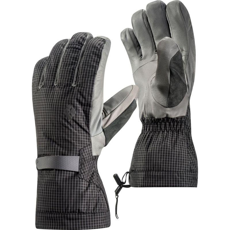 ブラックダイヤモンド メンズ 手袋 アクセサリー Helio Gloves XS - Ash