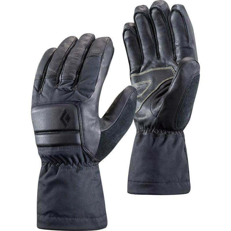ブラックダイヤモンド レディース 手袋 アクセサリー Women's Spark Powder Gloves XS - Smoke