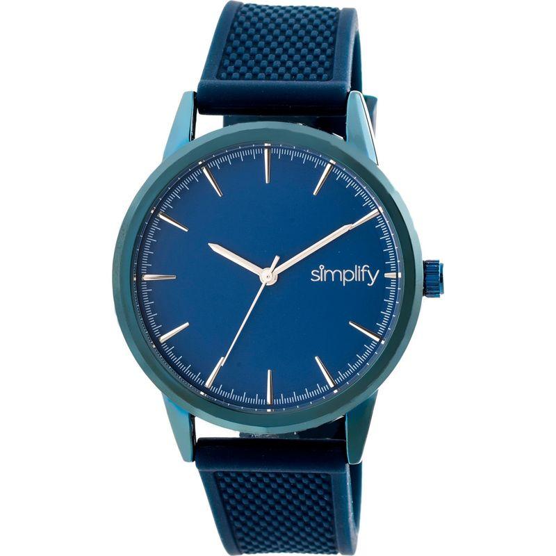 シンプリファイ メンズ 腕時計 アクセサリー The 5200 Watch Navy