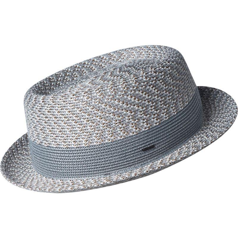 ベーリー オブ ハリウッド メンズ 帽子 アクセサリー Telemannes Hat S - Overcast