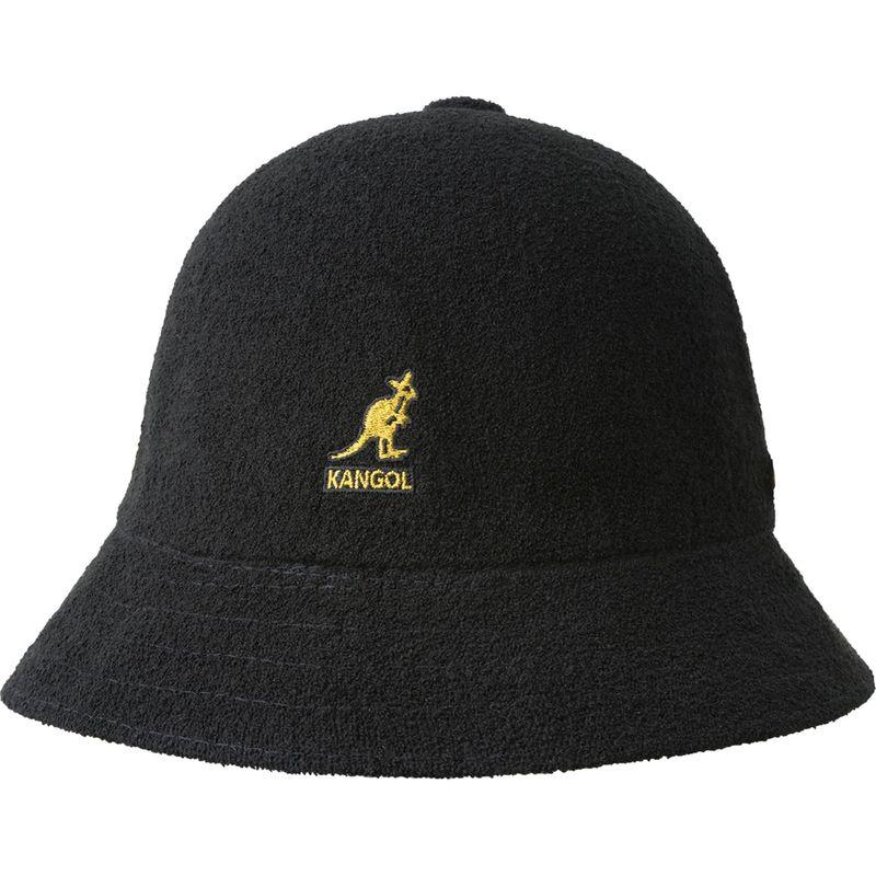 送料無料 サイズ交換無料 カンゴール メンズ アクセサリー 帽子 S - Black/Gold カンゴール メンズ 帽子 アクセサリー Bermuda Casual Hat S - Black/Gold
