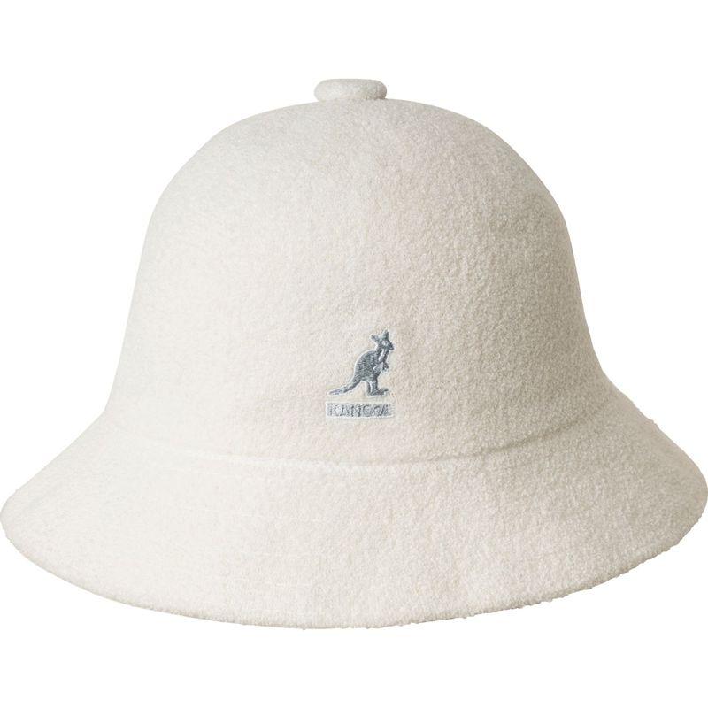 カンゴール メンズ 帽子 アクセサリー Bermuda Casual Hat S - White