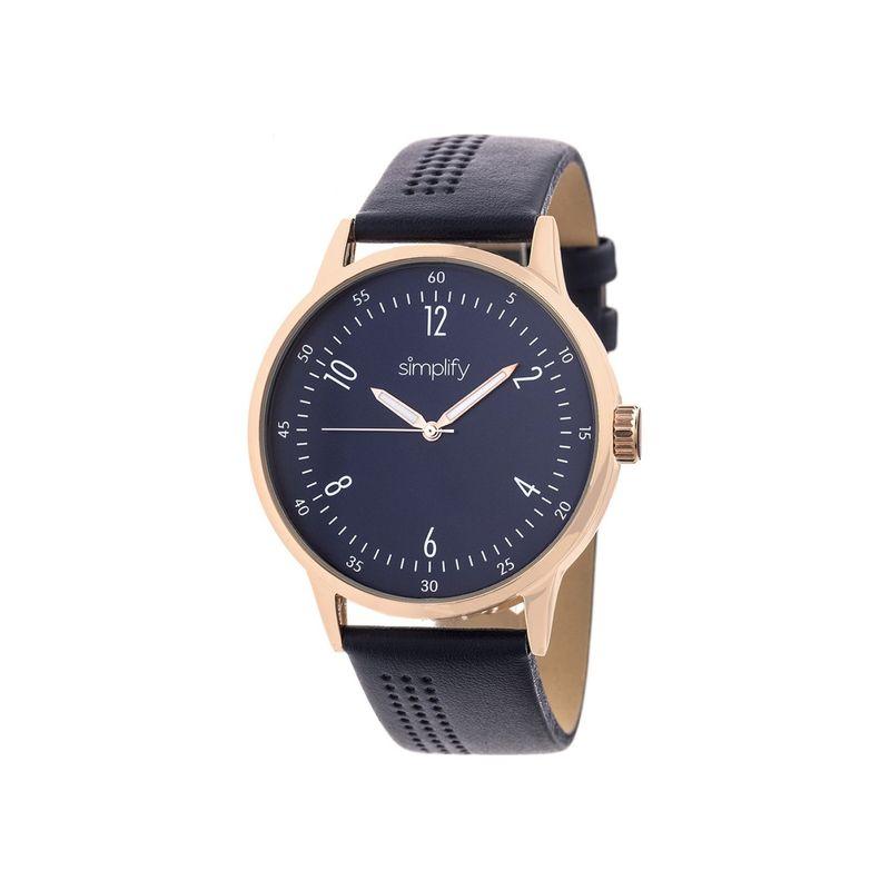 シンプリファイ メンズ 腕時計 アクセサリー The 5700 Watch Navy