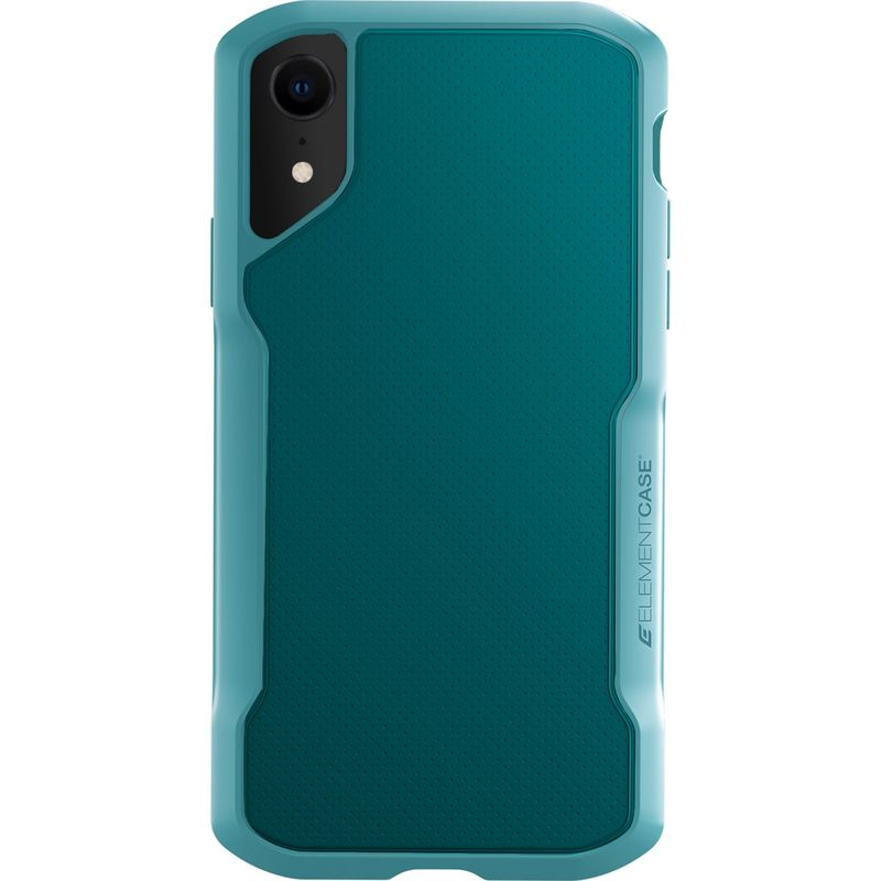 STMグッズ メンズ PC・モバイルギア アクセサリー Element Case Shadow Case for iPhone XR Green