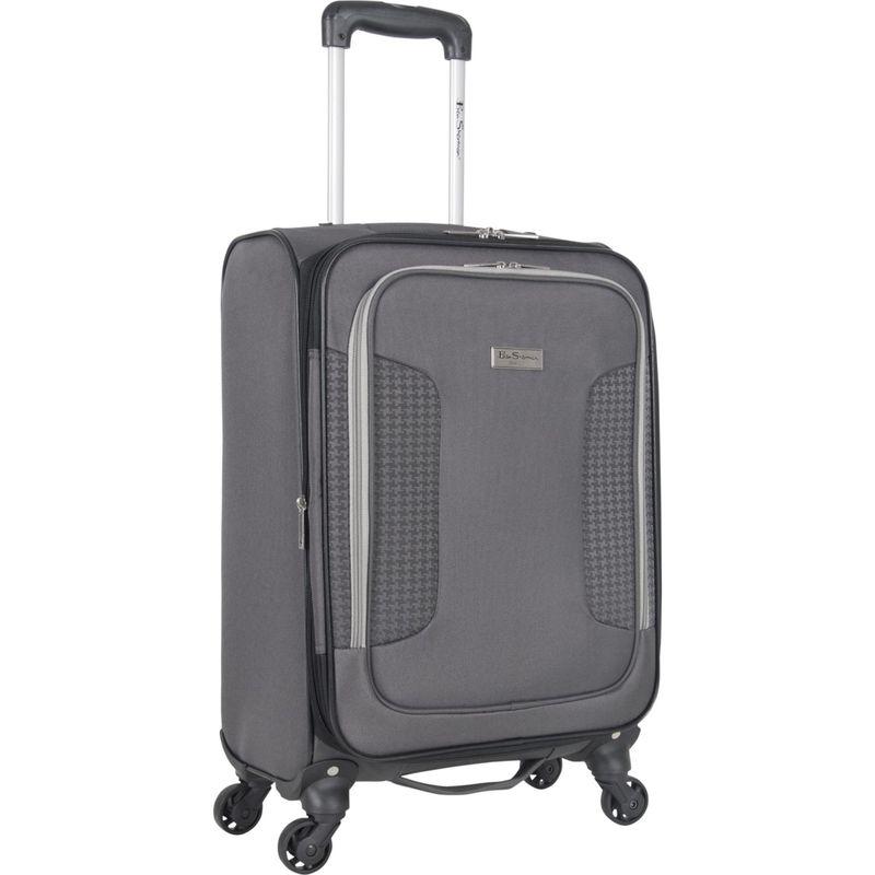 ベンシャーマン メンズ スーツケース バッグ Houndstooth Hike 20