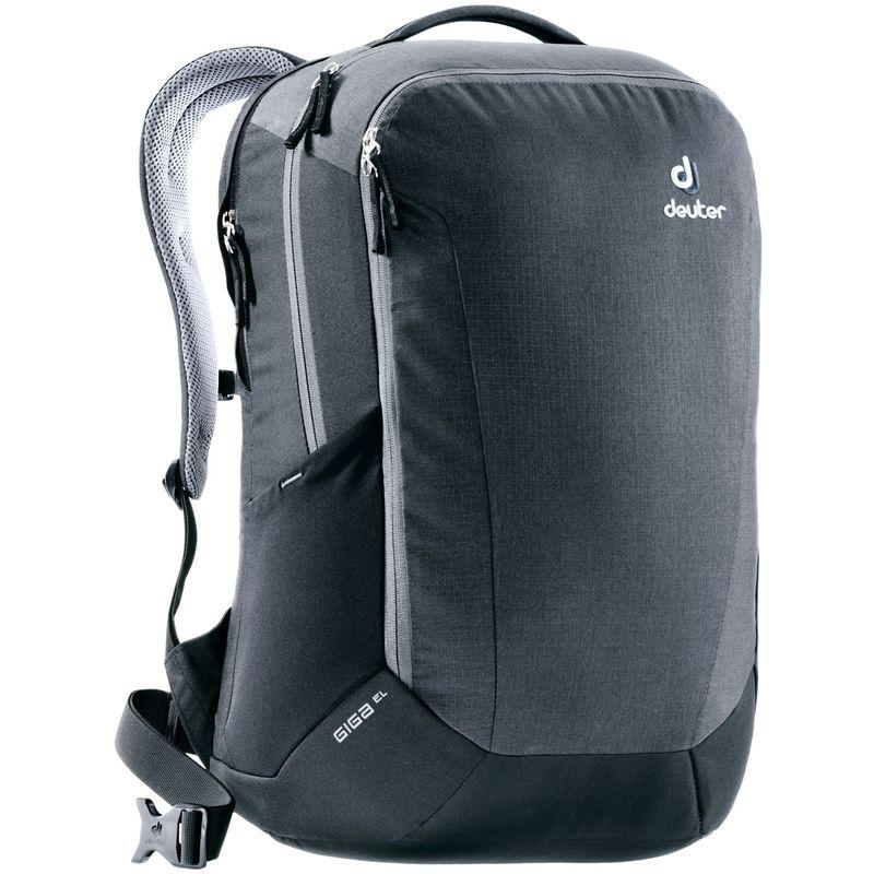 ドイター メンズ バックパック・リュックサック バッグ Giga EL Laptop Backpack Black