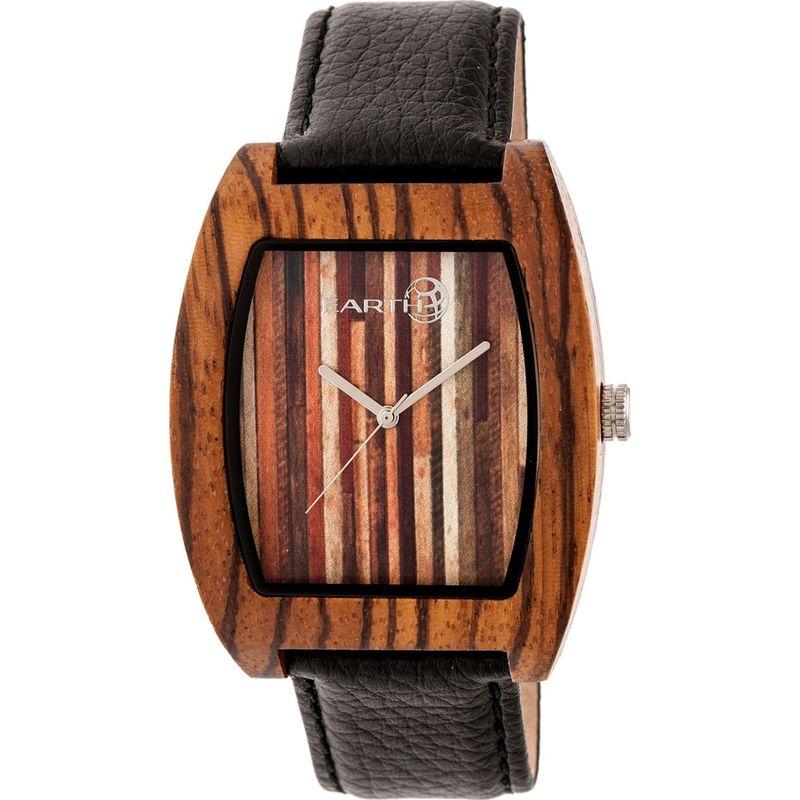 アースウッド メンズ 腕時計 アクセサリー Cedar Watch Olive