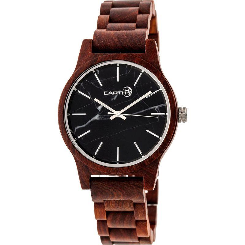 アースウッド メンズ 腕時計 アクセサリー Tuckahoe Watch Red
