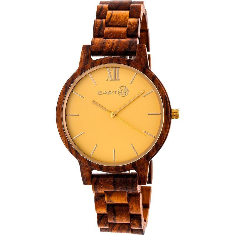アースウッド メンズ 腕時計 アクセサリー Pike Watch Olive
