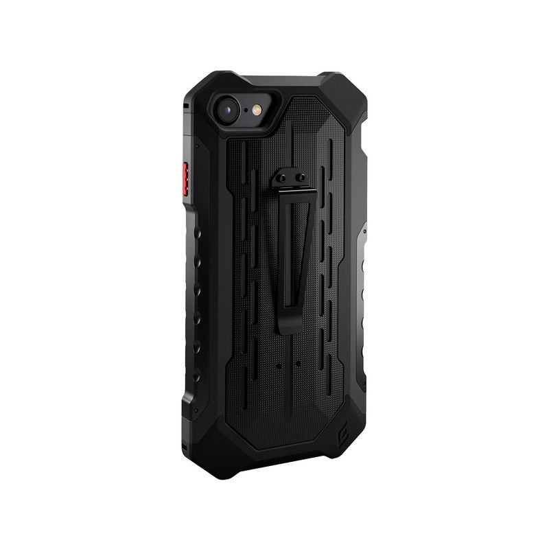 STMグッズ メンズ PC・モバイルギア アクセサリー Element Case Black Ops Mil-Spec Case for Apple iPhone 7 Plus/8 Plus Black