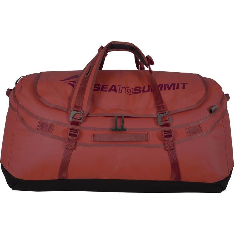 シートゥーサミット メンズ スーツケース バッグ Duffle 130L Red