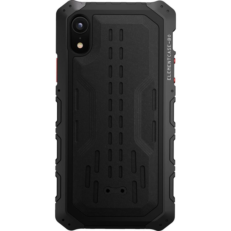 STMグッズ メンズ PC・モバイルギア アクセサリー Element Case Black Ops '18 Case for iPhone XS/X Black