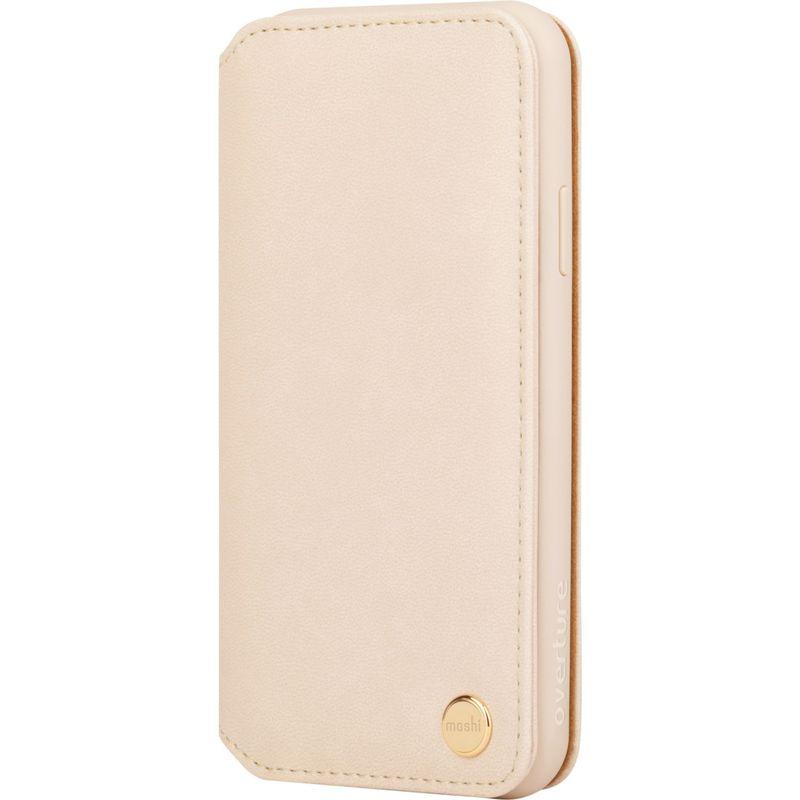 モシ メンズ PC・モバイルギア アクセサリー Overture Premium Wallet Case for iPhone XR Savanna Beige