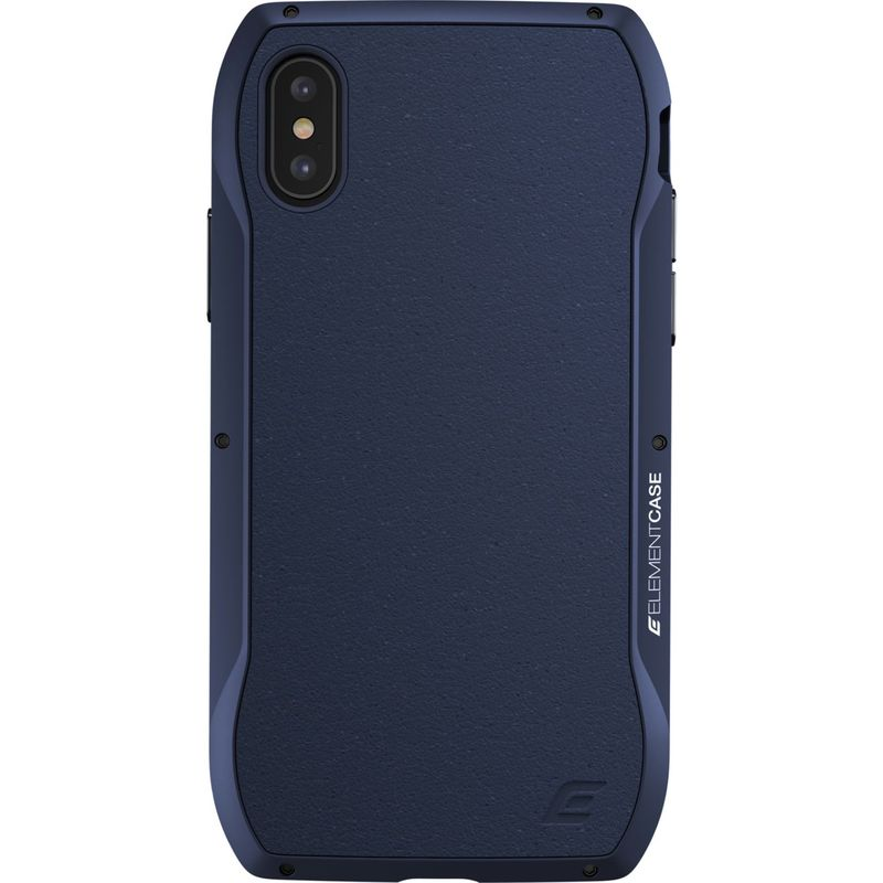 STMグッズ メンズ PC・モバイルギア アクセサリー Element Case Enigma for iPhone XS Max Blue