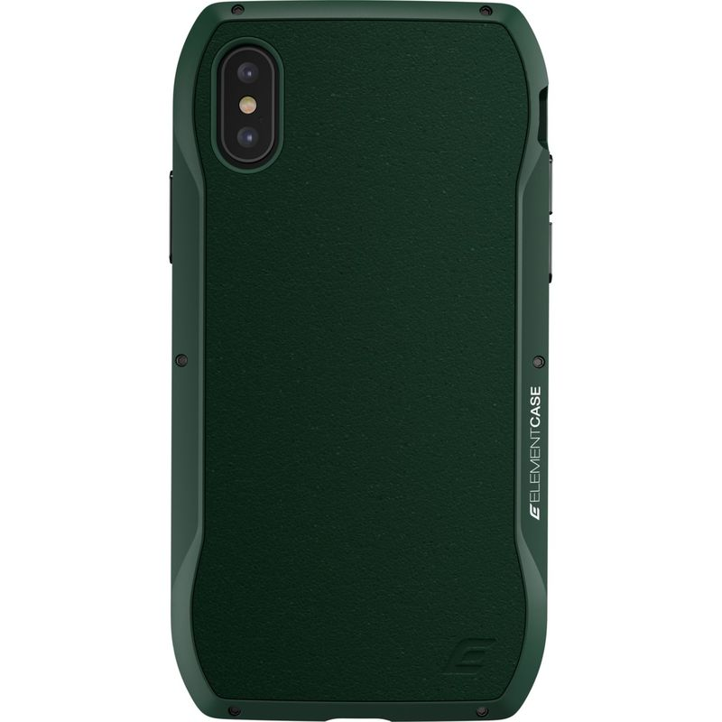 STMグッズ メンズ PC・モバイルギア アクセサリー Element Case Enigma for iPhone XS Max Green