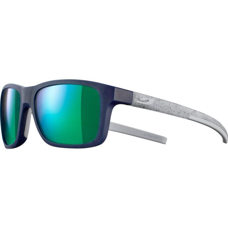 ジュルボ メンズ サングラス・アイウェア アクセサリー Line Sunglasses with Spectron 3CF Lenses Blue/Gray Specks