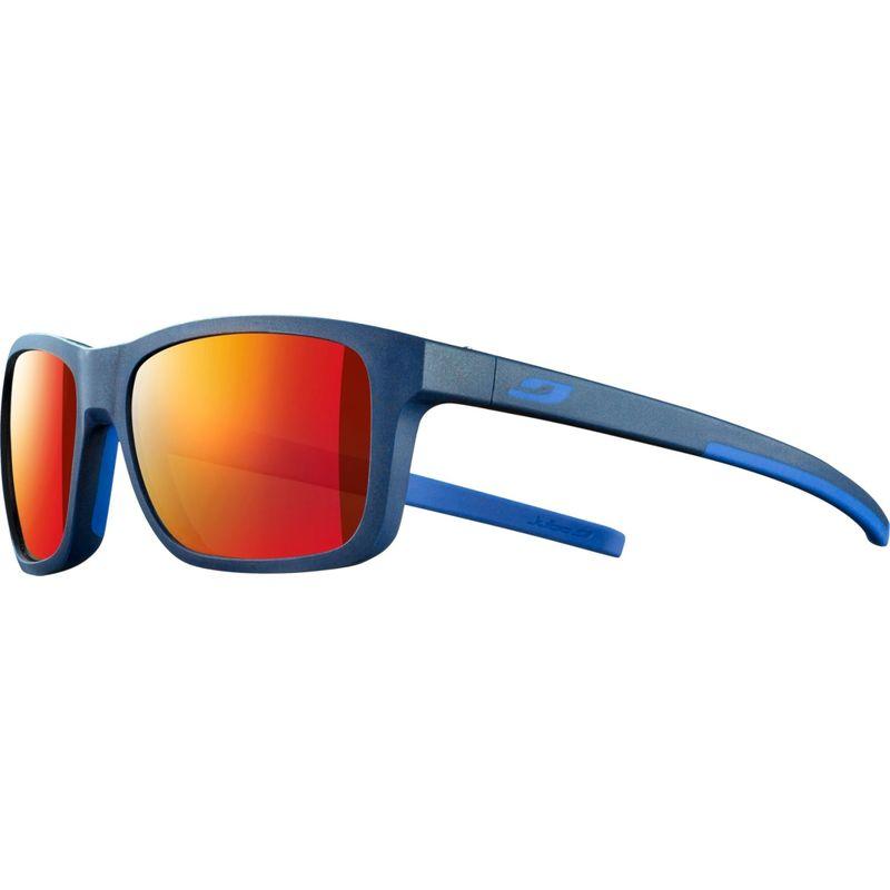 ジュルボ メンズ サングラス・アイウェア アクセサリー Line Sunglasses with Spectron 3CF Lenses Dark Blue/Blue