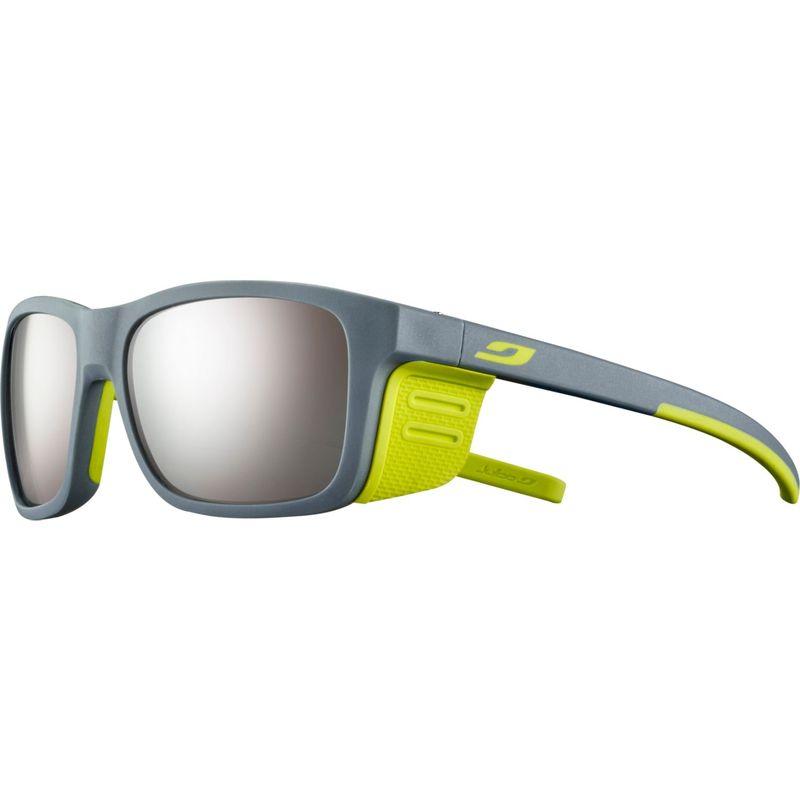 ジュルボ メンズ サングラス・アイウェア アクセサリー Cover Sunglasses with Spectron 4 Baby Lenses Gray Light/Apple Green