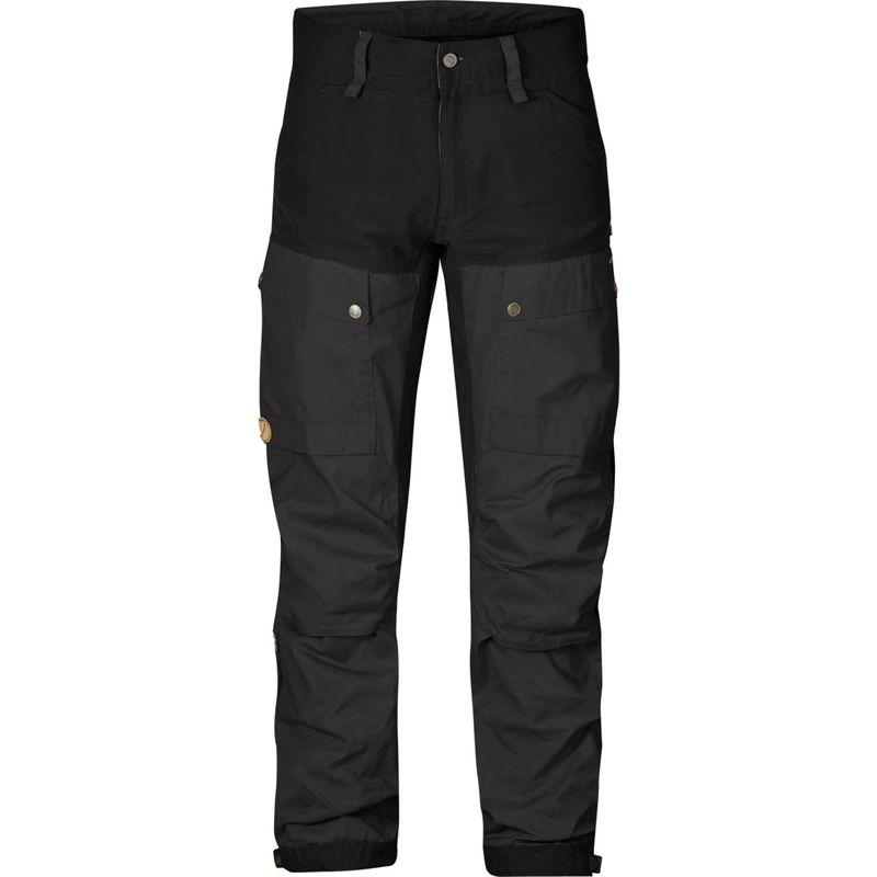 フェールラーベン メンズ カジュアルパンツ ボトムス Keb Trousers Regular 56 - Black - 34