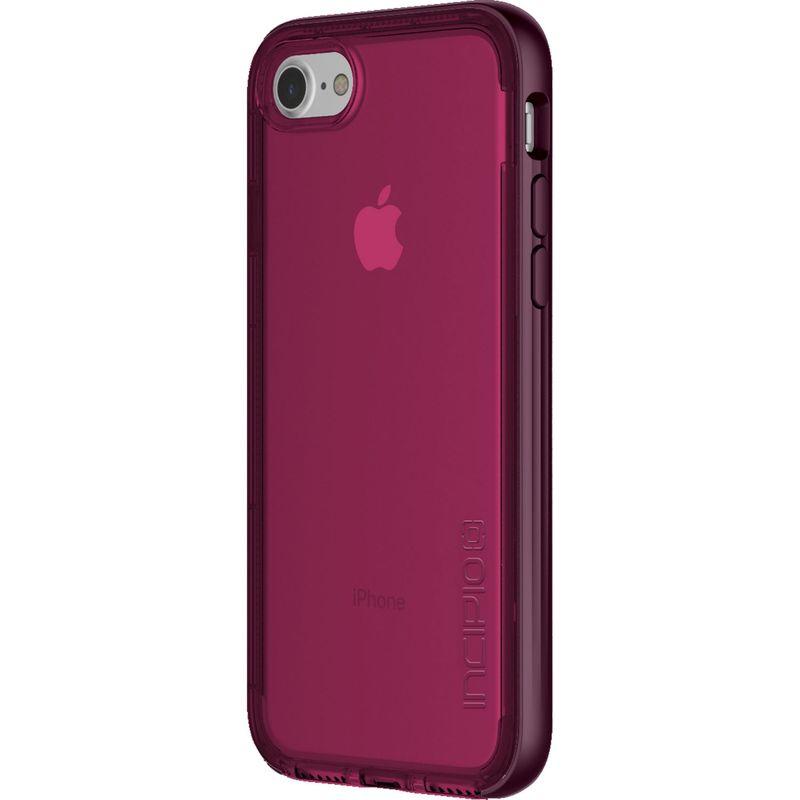 インシピオ メンズ PC・モバイルギア アクセサリー Octane LUX Case for iPhone 8 Merlot