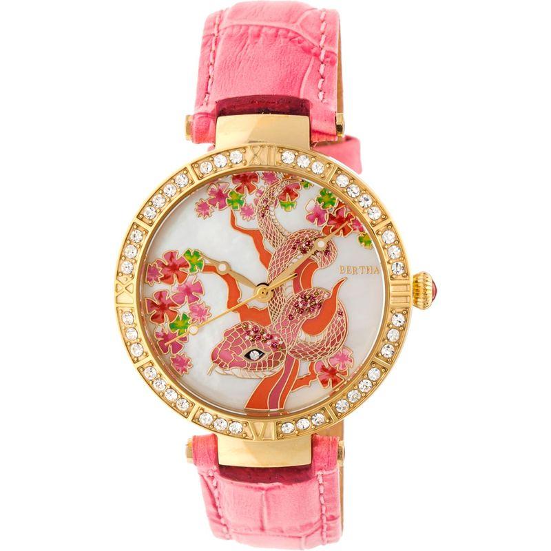 ベルサ メンズ 腕時計 アクセサリー Mia Mother-of-Pearl Women's Watch Pink