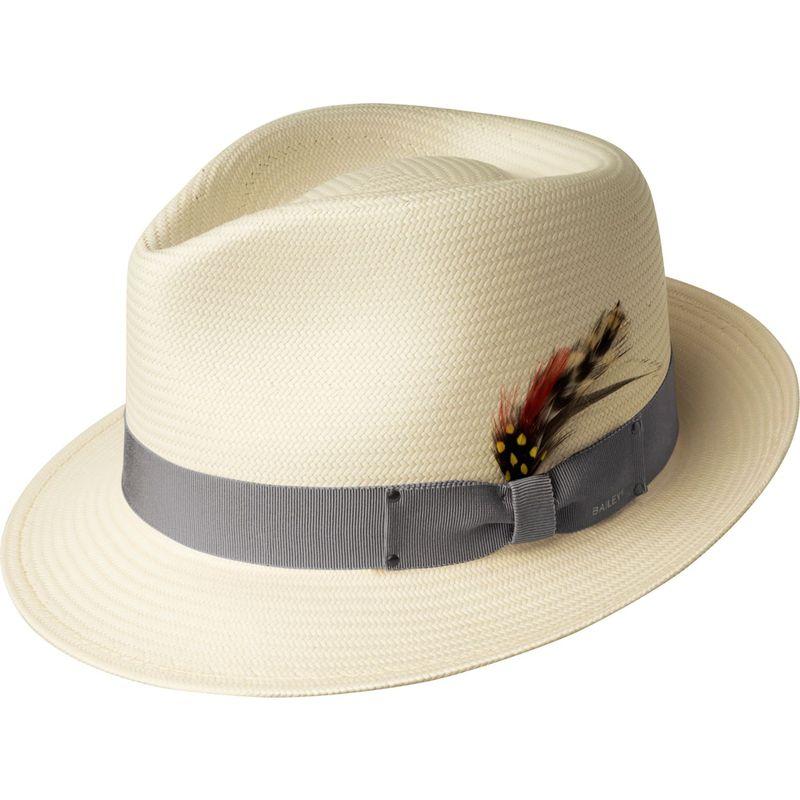 ベーリー オブ ハリウッド メンズ 帽子 アクセサリー Guthrie Hat M - Natural/Alloy