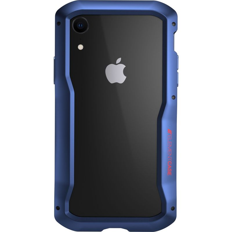 STMグッズ メンズ PC・モバイルギア アクセサリー Element Case Vapor Case for iPhone XR Blue