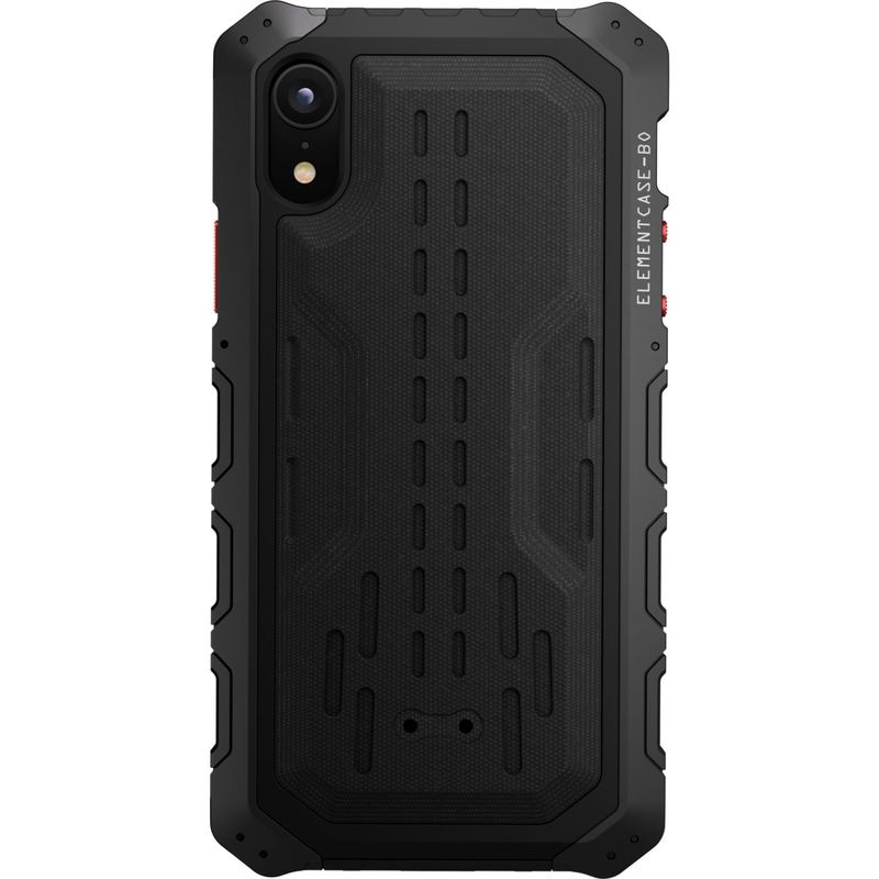 STMグッズ メンズ PC・モバイルギア アクセサリー Element Case Black Ops '18 Case for iPhone XR Black