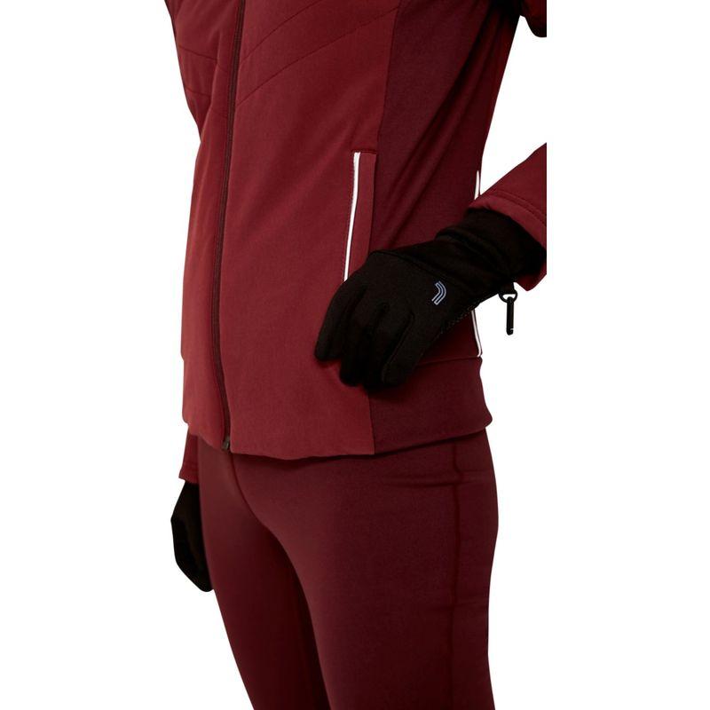 ロル レディース 手袋 アクセサリー Stretch Fleece Gloves One Size - Black