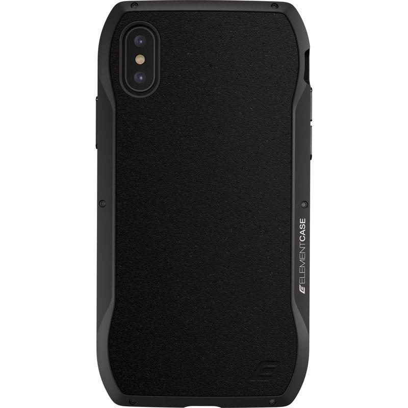 STMグッズ メンズ PC・モバイルギア アクセサリー Element Case Enigma for iPhone XS/X Black