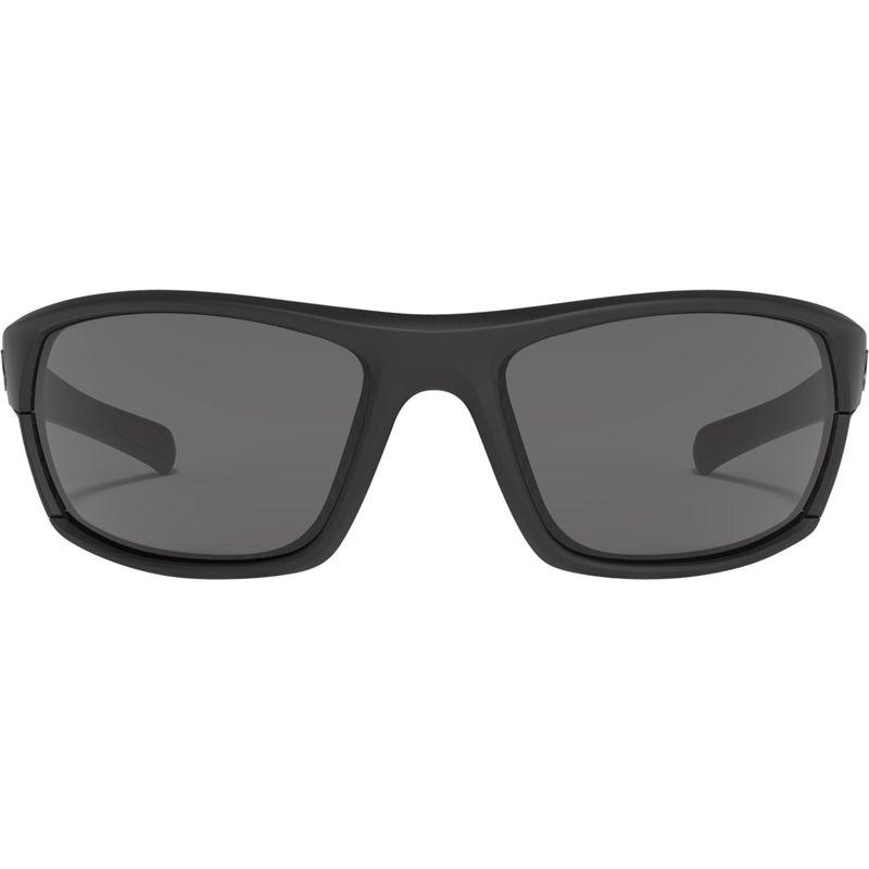 アンダーアーマー メンズ サングラス・アイウェア アクセサリー Powerbrake Sunglasses Satin Black/Black Frame/Gray Lens