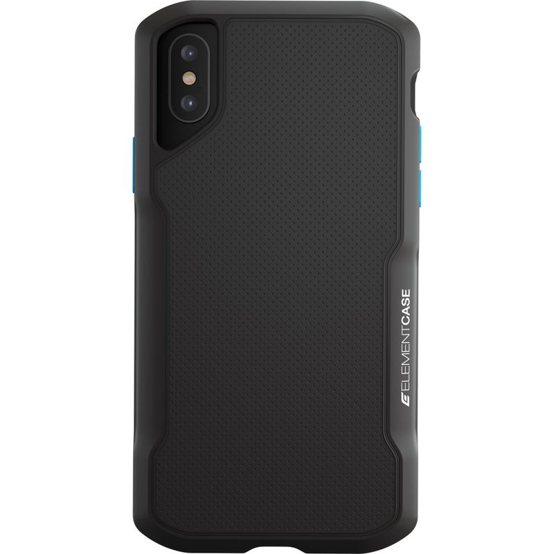 STMグッズ メンズ PC・モバイルギア アクセサリー Element Case Shadow Case for iPhone XS/X Black