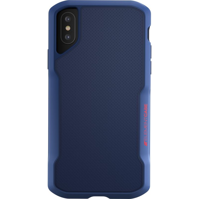 STMグッズ メンズ PC・モバイルギア アクセサリー Element Case Shadow Case for iPhone XS/X Blue