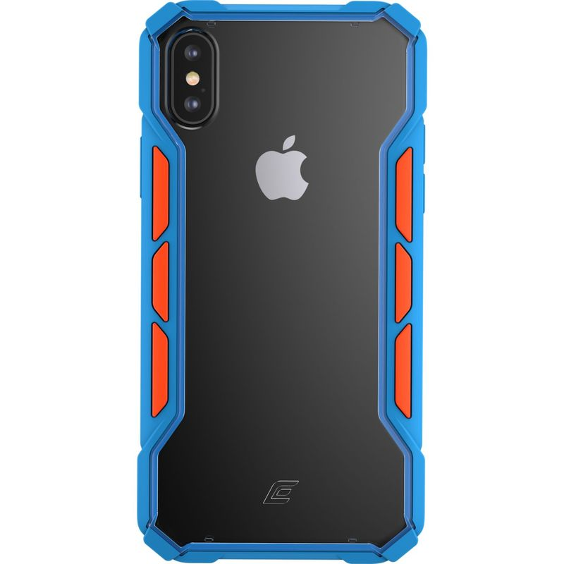 STMグッズ メンズ PC・モバイルギア アクセサリー Element Case Rally Case for iPhone XS/X Blue/Orange
