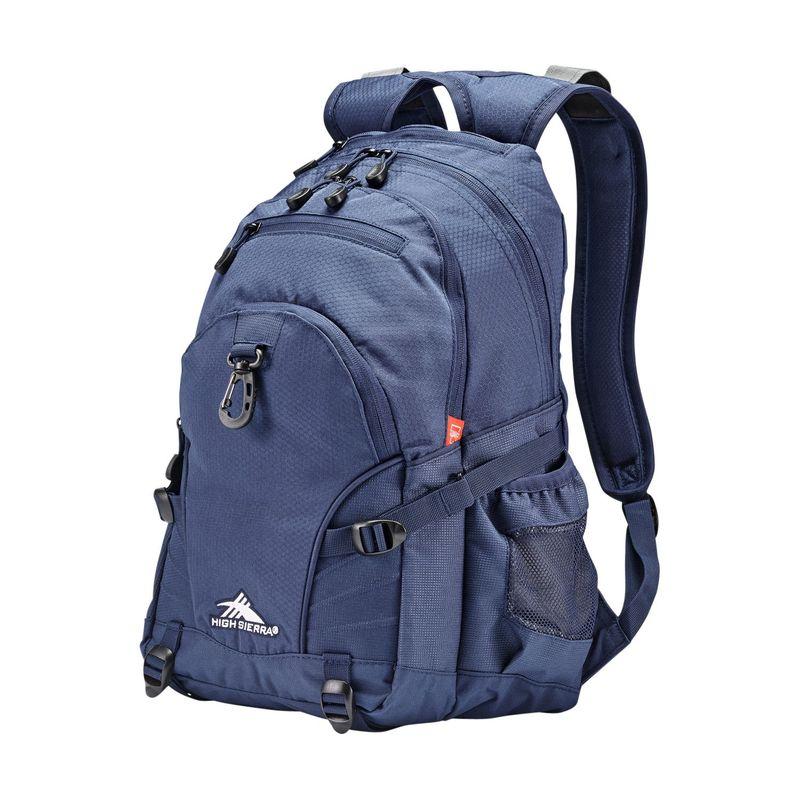 ハイシエラ メンズ バックパック・リュックサック バッグ Loop Backpack True Navy