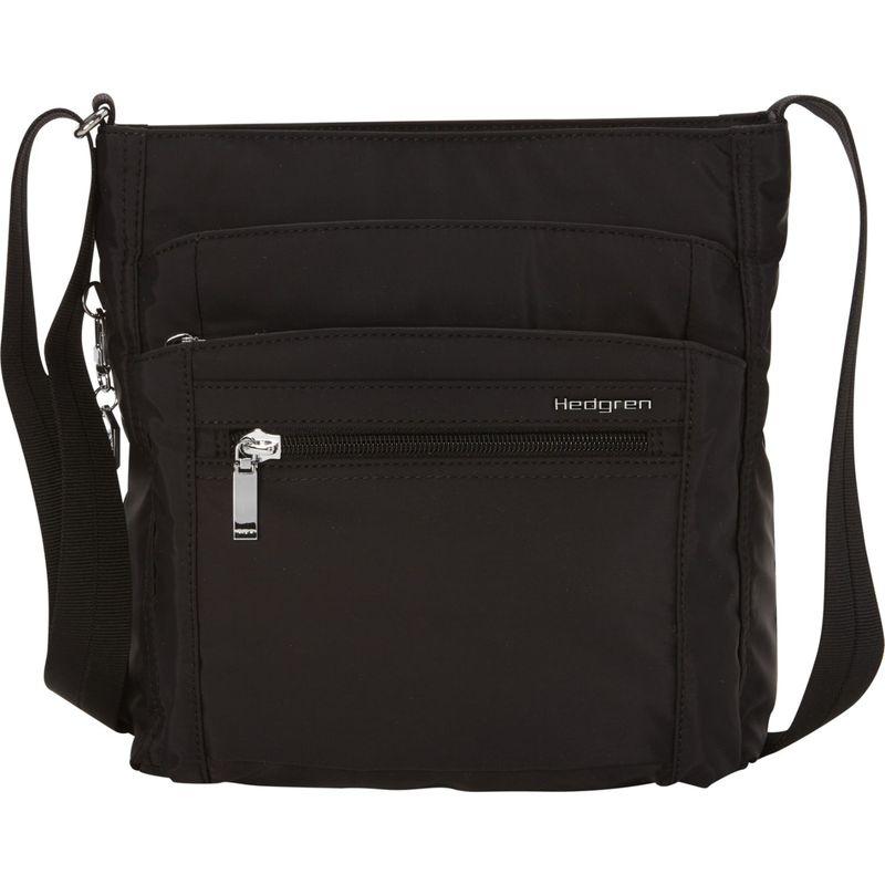 ヘドグレン メンズ ボディバッグ・ウエストポーチ バッグ Orva RFID Shoulder Bag Black