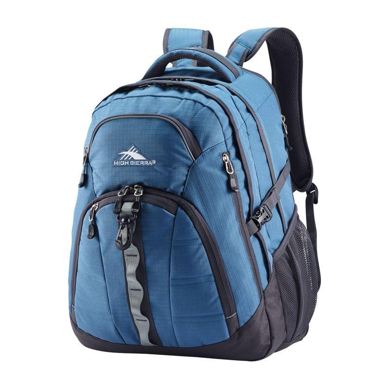 ハイシエラ メンズ スーツケース バッグ Access 2.0 Laptop Backpack Graphite Blue/Mercury
