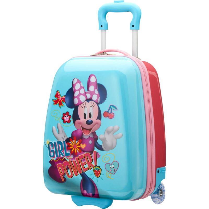 アメリカンツーリスター メンズ スーツケース バッグ Disney Kids 18 Hardside Rolling Upright Carry-On Minnie