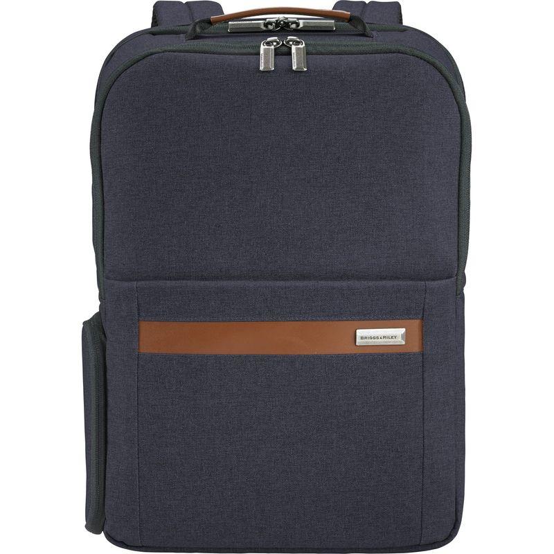 ブリグスアンドライリー メンズ スーツケース バッグ Kinzie Street 2.0 Medium Laptop Backpack Navy
