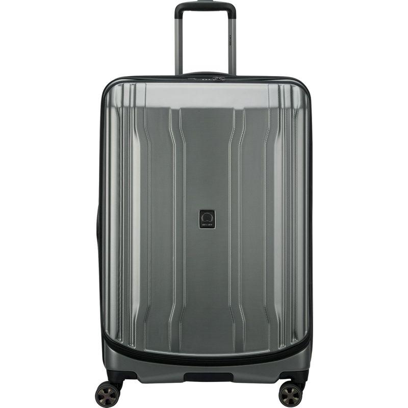 デルシー メンズ スーツケース バッグ Cruise Lite Hardside 2.0 29 Checked Expandable Suitcase Platinum
