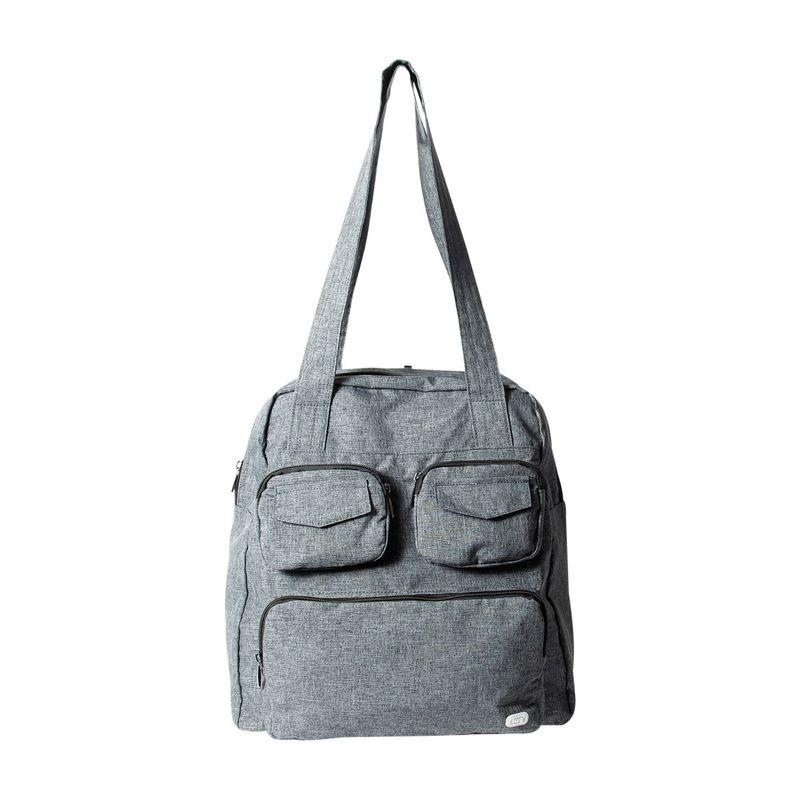 ラグ メンズ スーツケース バッグ Puddle Jumper Packable Heather Grey