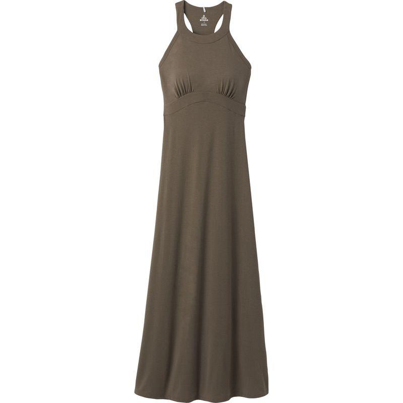 プラーナ レディース ワンピース トップス Calexico Maxi Dress XS - Slate Green