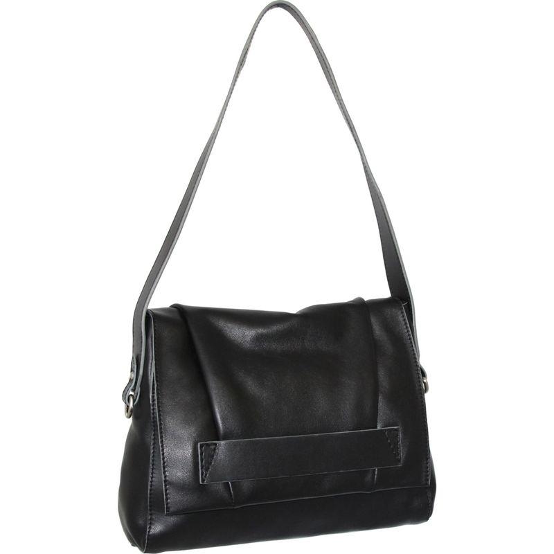 ニノボッシ メンズ ショルダーバッグ バッグ Yanna Shoulder Bag Black