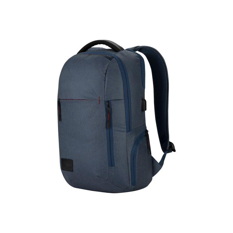 ハイシエラ メンズ スーツケース バッグ Business Pro Slim USB Pack Rustic Blue Heather/Chili Pepper