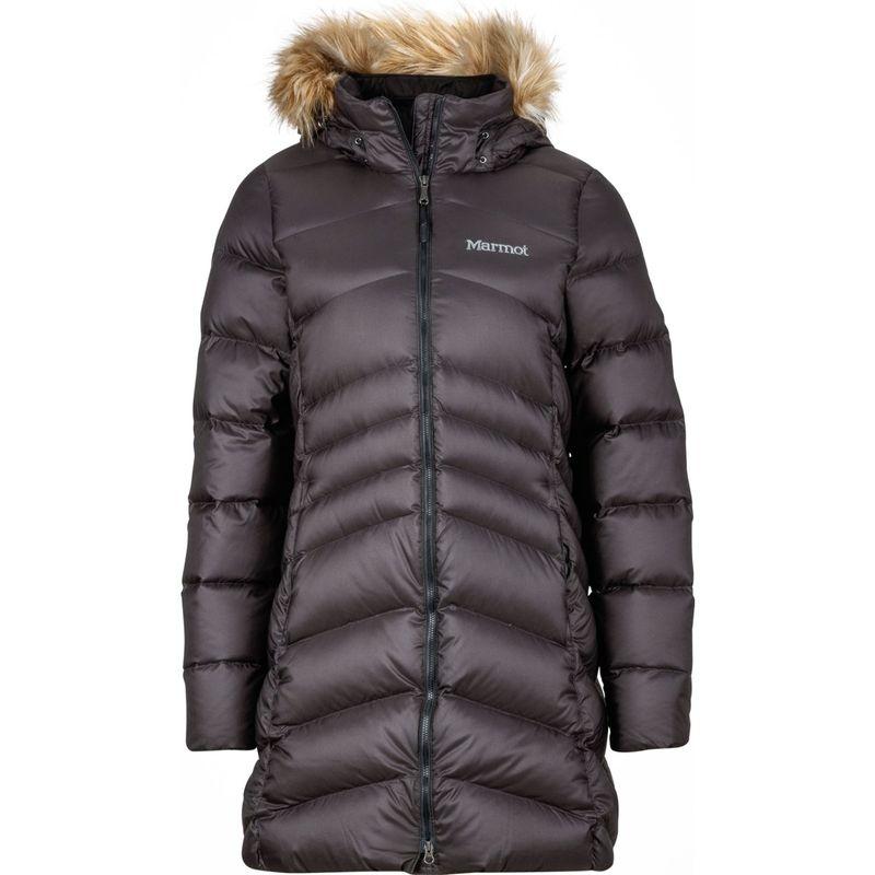 マーモット レディース ジャケット・ブルゾン アウター Womens Montreal Coat XS - Black