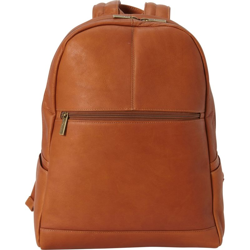 ルドネレザー レディース バックパック・リュックサック バッグ Women's Boutique Backpack Tan
