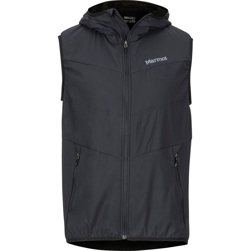 マーモット メンズ ジャケット・ブルゾン アウター Mens Alpha 60 Vest S - Black